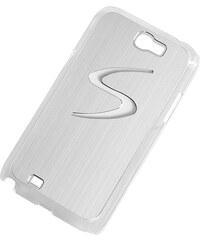 Lesara Schutzhülle S für Samsung Galaxy S5/S6 - Weiß - Samsung S6
