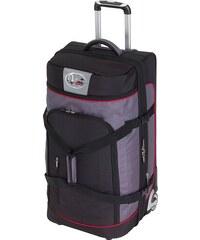 OutBAG Trolley-Reisetasche mit 2 Rollen, »OutBAG SPORTS XL, schwarz/rot«