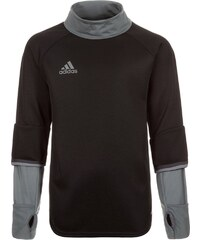 adidas Performance CONDIVO 16 Sweatshirt black/vista grey