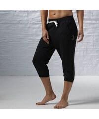 Kalhoty Reebok EL FT DROPPER CAPRI