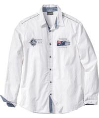 bpc selection Chemise manches longues Regular Fit blanc homme - bonprix