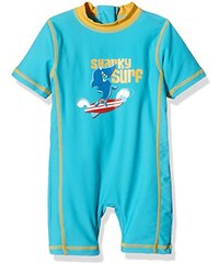 "Aquatinto Baby - Jungen Badeanzug ""Sharky Surf"", UV +50"