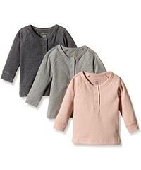 MINI MIZE by MAMLICIOUS Baby - Mädchen Pullover Mmmist Girl T-shirt L/s Basic O-neck