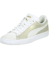 Puma Suede Gold W chaussures white