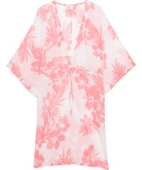 JUVIA Floral Print Summer Blushed Pink