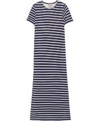 SEA Striped Jersey Long Blue White