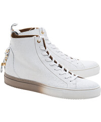 ANDROID HOMME Structured Tassels High White