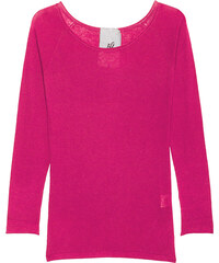 FRIENDLY HUNTING Crew Neck Melody Pink