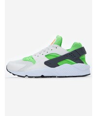 Nike Air Huarache Action Green Vivid Orange Phantom White
