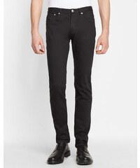 A.P.C. Schwarze, ausgewaschene Jeans Petit Standard