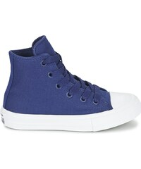 Converse Chaussures enfant CHUCK TAYLOR ALL STAR II TENCEL CANVAS HI