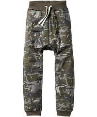 bpc bonprix collection Kalhoty loosefit s hlubokým sedem bonprix