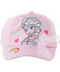 C&A Die Eiskönigin Baseballcap mit Schleife in Rosa