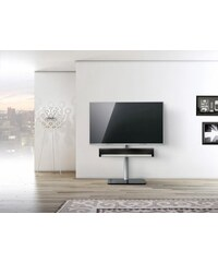JUST-RACKS just-racks TV-Floorstand JRLTV600SP VESA 200x200 bis 400x400 schwarz