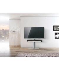 JUST-RACKS just-racks TV-Floorstand JRLTV600SP VESA 200x200 bis 400x400 transparent