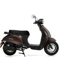 NOVA MOTORS Motorroller 49 ccm 45 km/h Grace braun