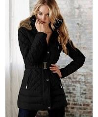 Victoria's Secret dámská bunda Quilted Faux
