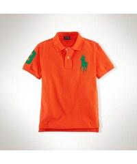 Ralph Lauren chlapecké polo tričko Custom-Fit