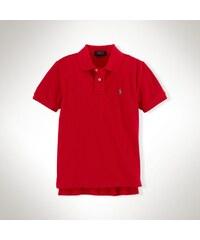 Ralph Lauren chlapecké polo tričko Custom-Fit Short