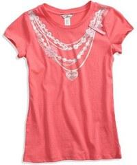 GUESS dívčí tričko Necklace