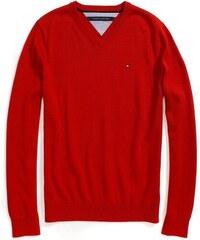 Tommy Hilfiger pánský svetr PACIFIC V-NECK