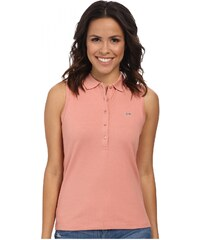 Lacoste LACOSTE dámské polo tričko Sleeveles Slim Fit Stretch