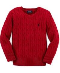 Ralph Lauren chlapecký svetr Cable