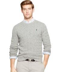 Ralph Lauren pánský svetr Cable - Knit