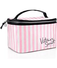 Victoria's Secret dámská kosmetická taštička VS Stripe Train