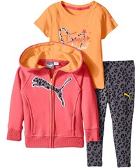 PUMA oblečení pro dívky Hoodie With Pant