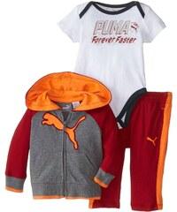 PUMA oblečení pro miminko 3 Piece Hoodie