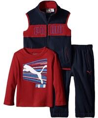 PUMA oblečení pro chlapce Microfleece Vest Set