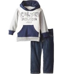 Calvin Klein set oblečení Navy Hoody