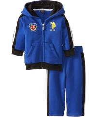 U.S. Polo Assn. oblečení pro chlapečka Classic Zip