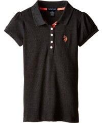 e313dbc9a94 U.S. Polo Assn. oblečení pro dívky Puff Sleeve