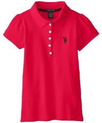 U.S. Polo Assn. oblečení pro dívky Puff Sleeve