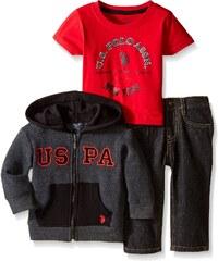 U.S. Polo Assn. oblečení pro chlapce Hoodie