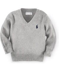Ralph Lauren oblečení pro miminko Cotton V-Neck