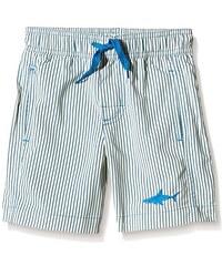 Hatley Jungen Badehose Swim Trunks -Faux Ticking