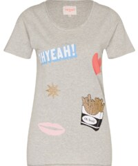 Oh Yeah! Shirt Patches Crew Neck