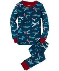 Hatley Chlapecké pyžamo s letadly - modré