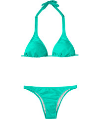 Rio De Sol Bikini Triangle Foulard Vert Lagon - Mare Cortinao Basic