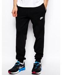 Nike - AW77 - Jogginghose mit Bündchen, 545329-010 - Schwarz