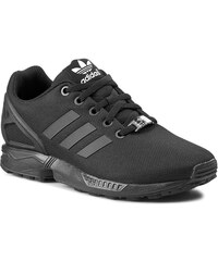Boty adidas - Zx Flux K S82695 Cblack/Cblack