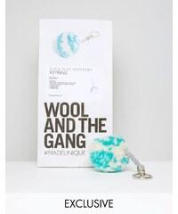 Wool and the Gang Wool & The Gang - Bommelset zum Selbermachen - Grün