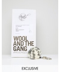 Wool and the Gang Wool & The Gang - Bommelset zum Selbermachen - Grau