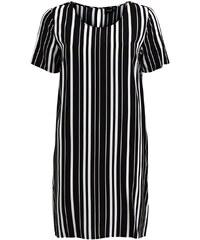 VILA Vimask Kleid mit kurzen Ärmeln