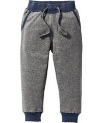 bpc bonprix collection Pantalon sweat, T. 80-134 gris enfant - bonprix