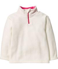 bpc bonprix collection Pull en polaire, T. 80/86-128/134 blanc manches longues enfant - bonprix