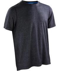 Pánské Fitness tričko - Tmavě šedá S